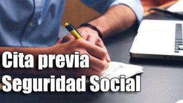 Cómo solicitar cita previa a la Seguridad Social INSS