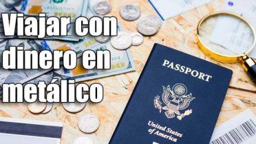 Cuánto dinero en metálico se puede sacar de España