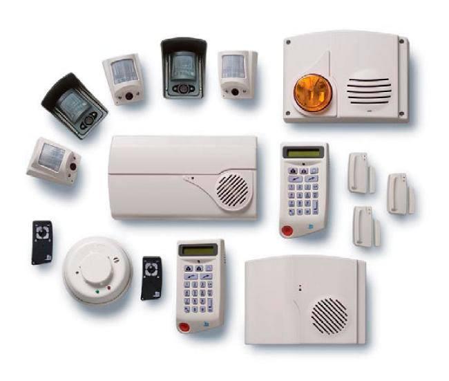 Cómo colocar una alarma en casa sin pagar cuotas mensuales-1