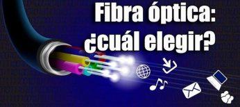 Cuál elegir en fibra óptica: Movistar, Vodafone, Orange o MásMóvil