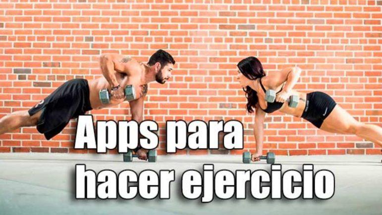 16 aplicaciones para hacer ejercicio en casa o en la calle y olvidarte del gimnasio