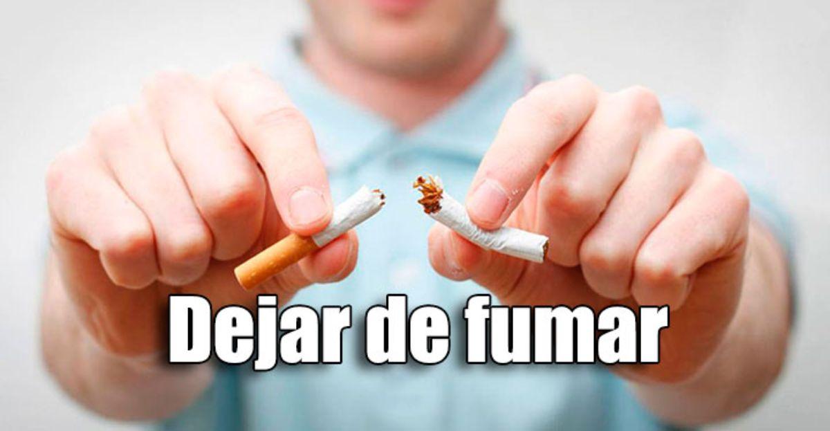 se puede dejar de fumar y adelgazar a la vez