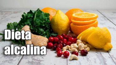 Dieta alcalina para adelgazar y perder peso