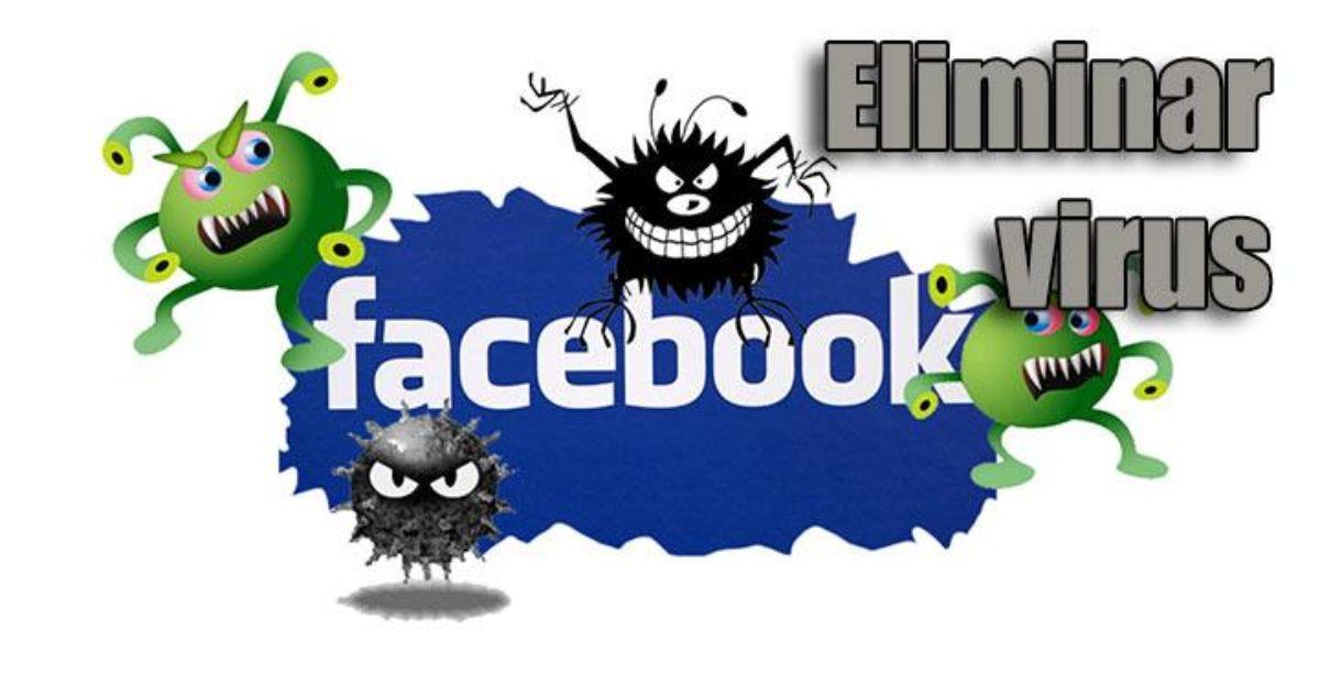 Cómo eliminar virus de facebook paso a paso