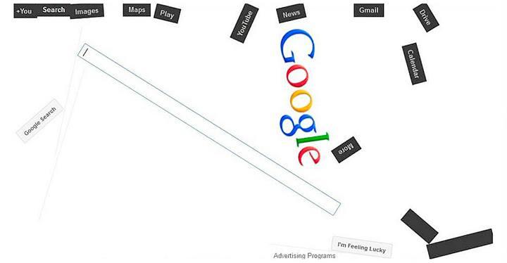 Cómo usar Google Gravity-1