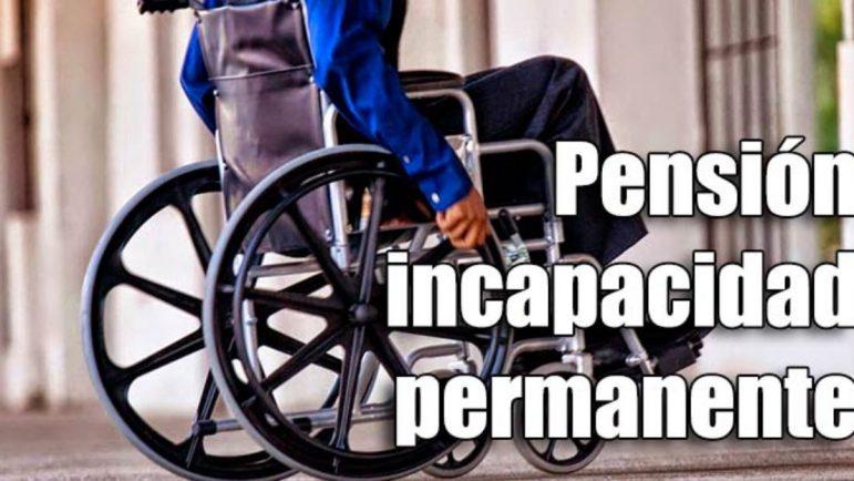 Pensión de incapacidad permanente total, requisitos y solicitud
