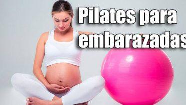 Cómo hacer Pilates para embarazadas
