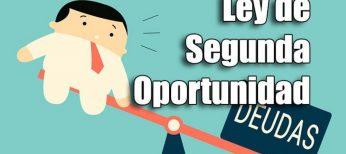 Cómo acogerse a la Ley de Segunda Oportunidad