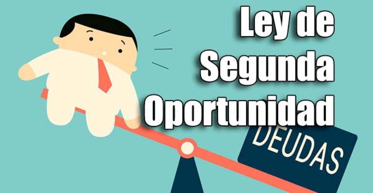 Resultado de imagen de La Ley de Segunda Oportunidad