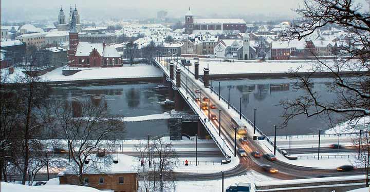 Kaunas nevada.
