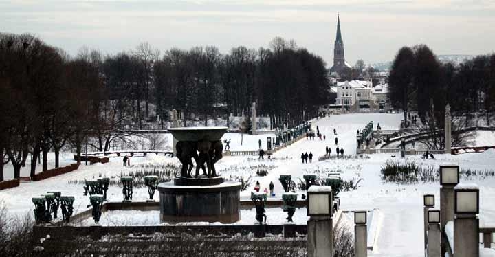 Oslo nevada.