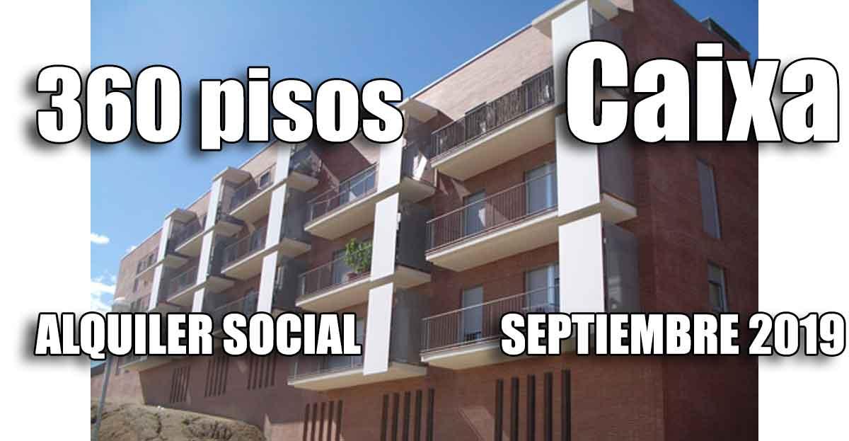Alquiler social septiembre 2019