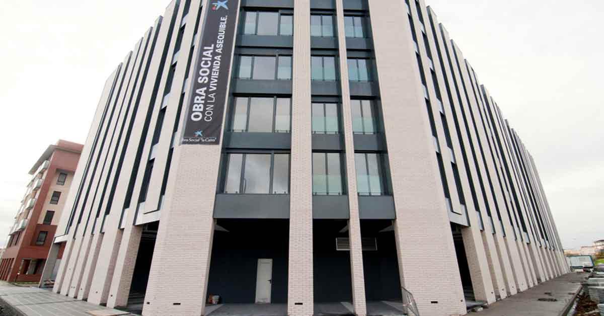 La Caixa alquila pisos con precios de entre 85 y 150 euros.