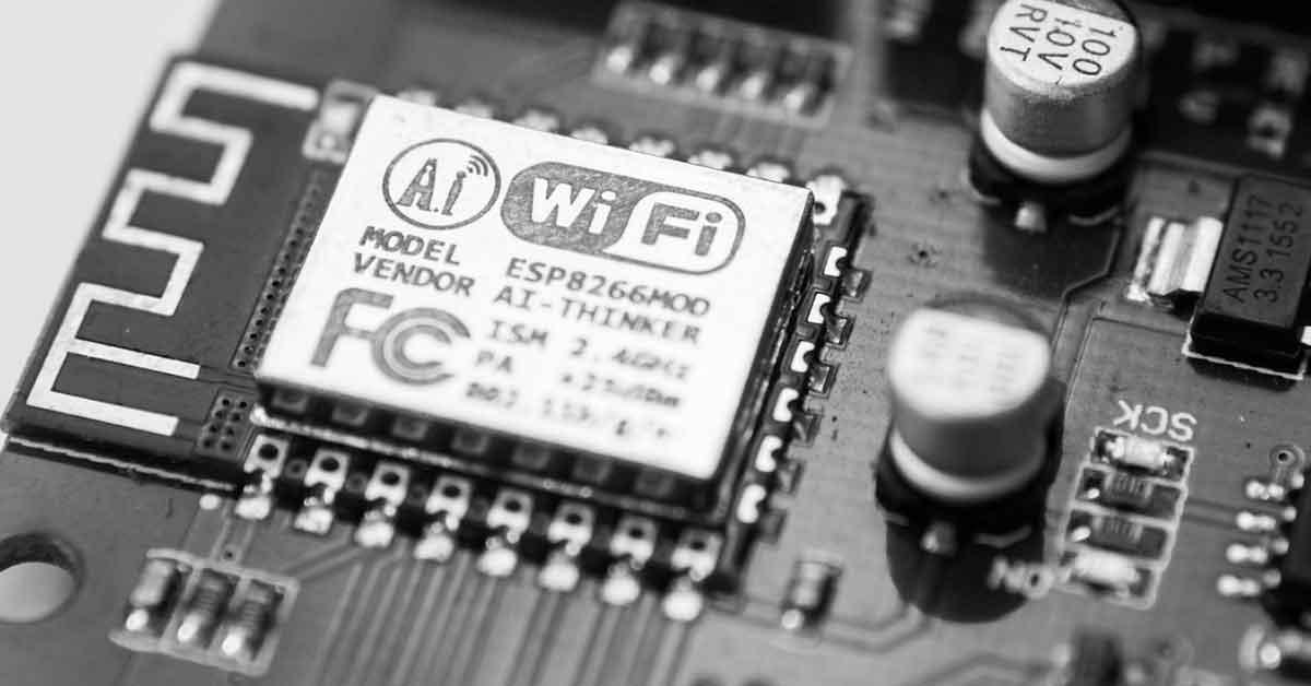Chips WiFi de uso doméstico