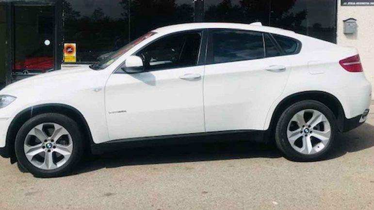 Estreno del BMW Concept X6 ActiveHybrid, el primer híbrido del fabricante alemán