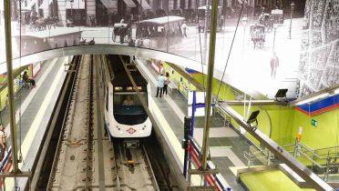 Bienvenido al metro de Madrid, el más caro de España