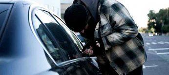 Los robos de vehículos aumentan durante las Navidades