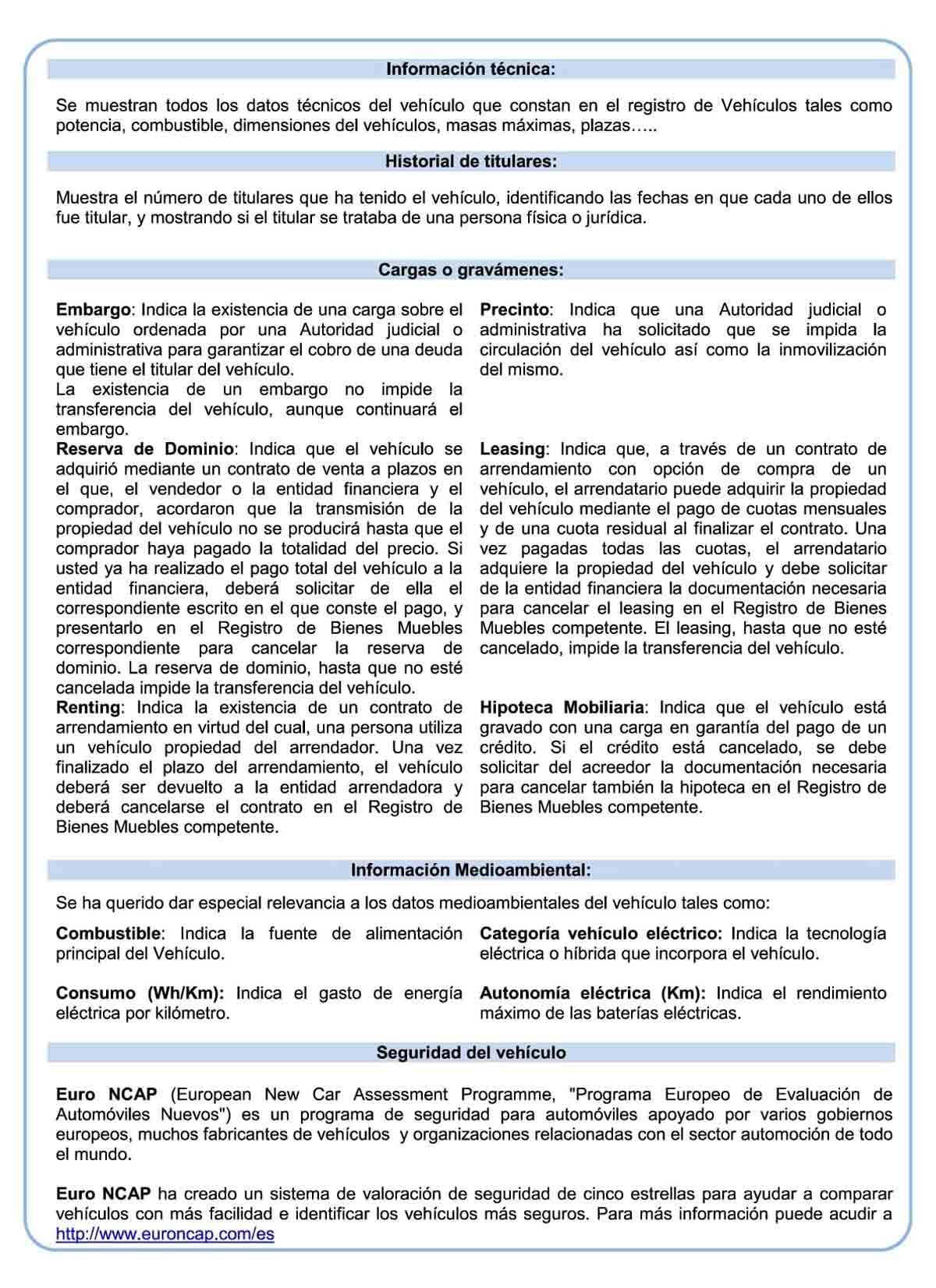 Segunda parte del detalle de cómo pedir el informe de Tráfico de un coche por 8,40 euros-2