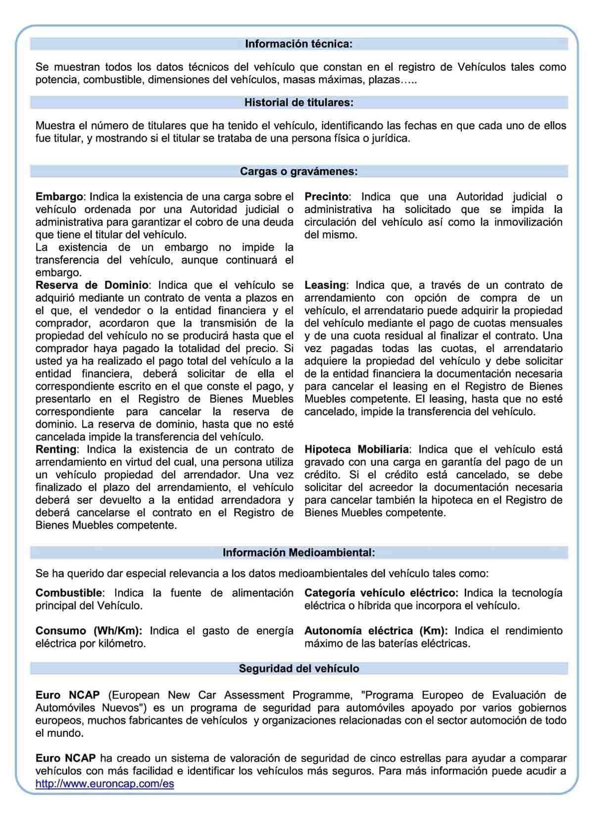 Informe DGT página 2