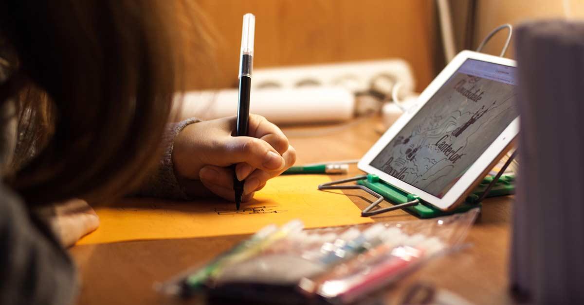 App para niños de aprender a dibujar