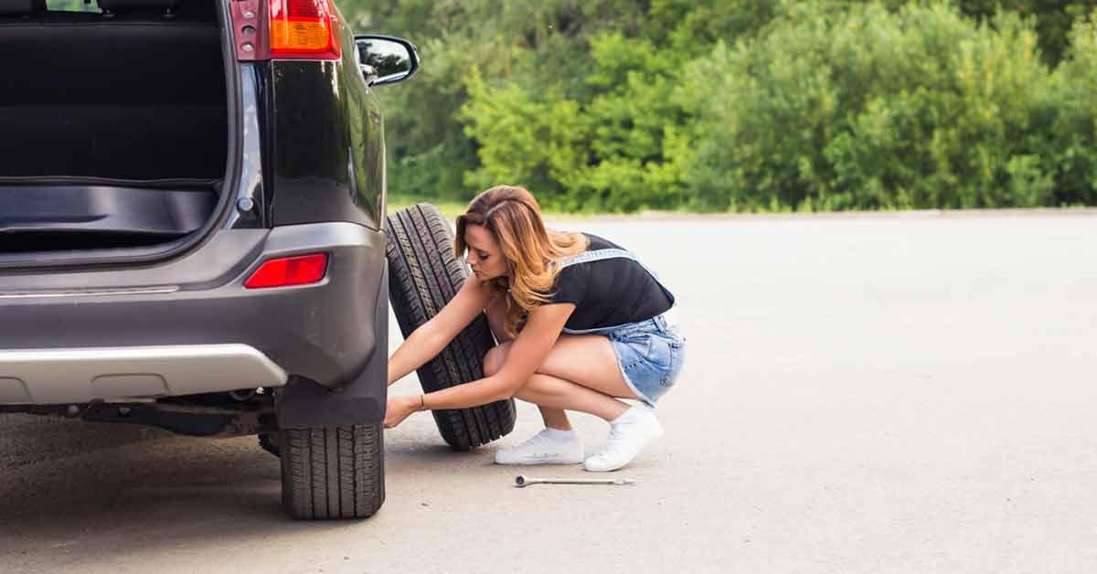 La importancia de llevar un kit de rueda de repuesto