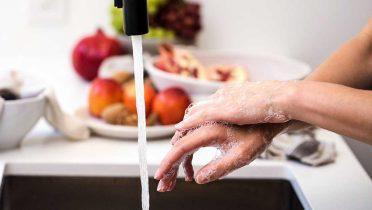 Coronavirus: cómo reforzar nuestro sistema inmunológico, como lavarse las manos