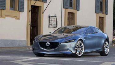El concept Shinari inaugura nuevo diseño para los Mazda