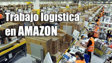 Amazon busca 1.500 trabajadores para el área de logística