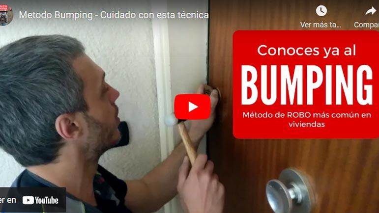 Video explicativo método bumping