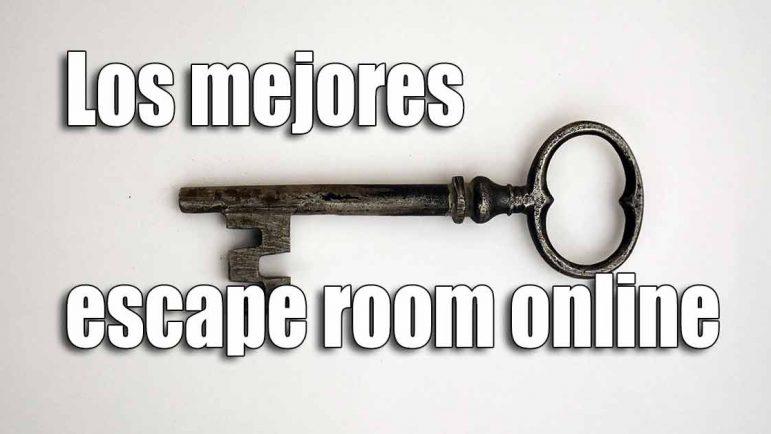 Los mejores escape room online para jugar con amigos