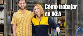 Trabajos disponibles en IKEA: cómo enviar el curriculum