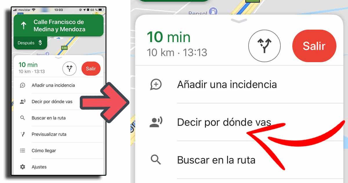 Cómo saber donde están tus hijos a través de esta función de Google Maps