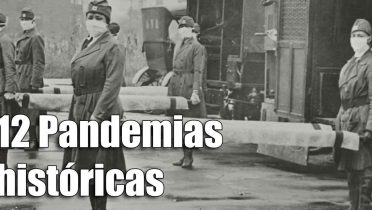 12 pandemias históricas