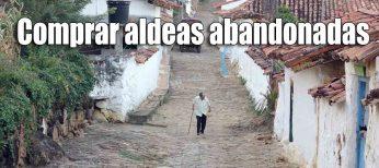 Cómo comprar aldeas abandonadas