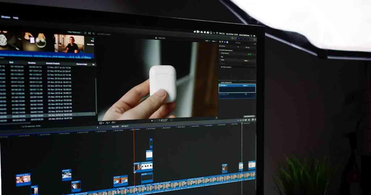 Ordenador para editar videos