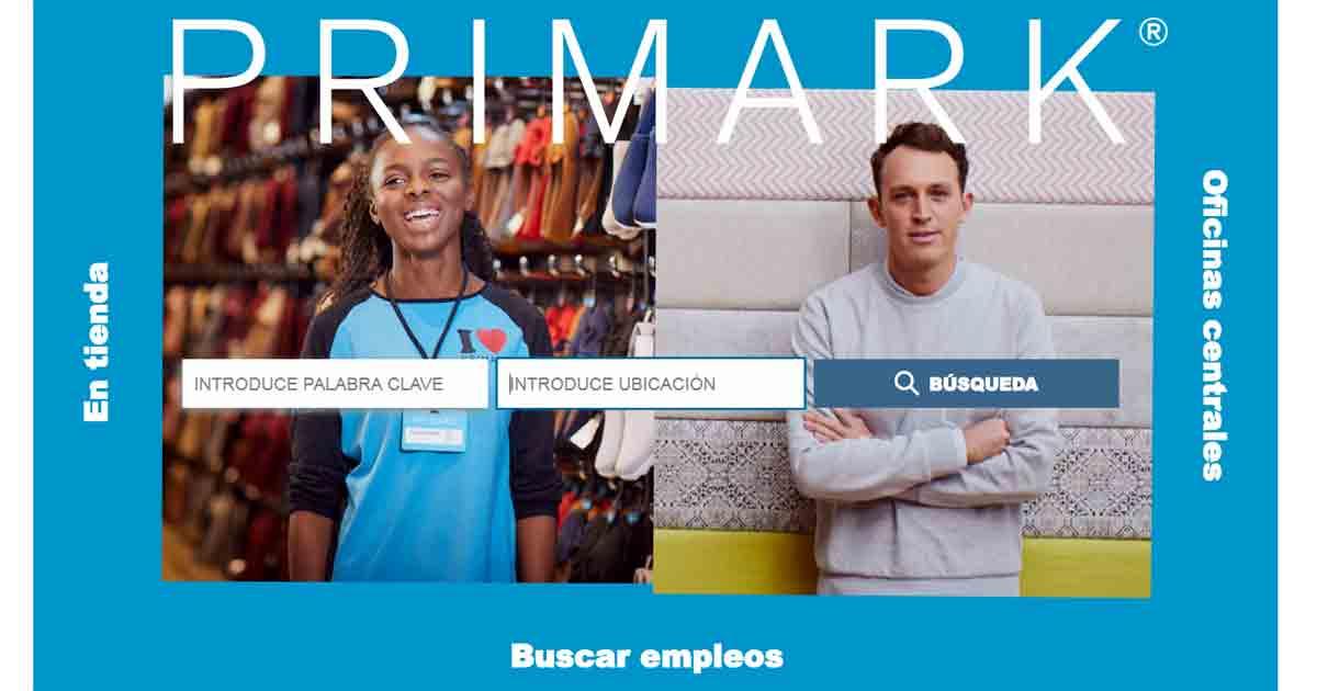 portal de empleo Primark