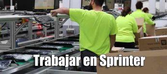 Oferta empleo Sprinter
