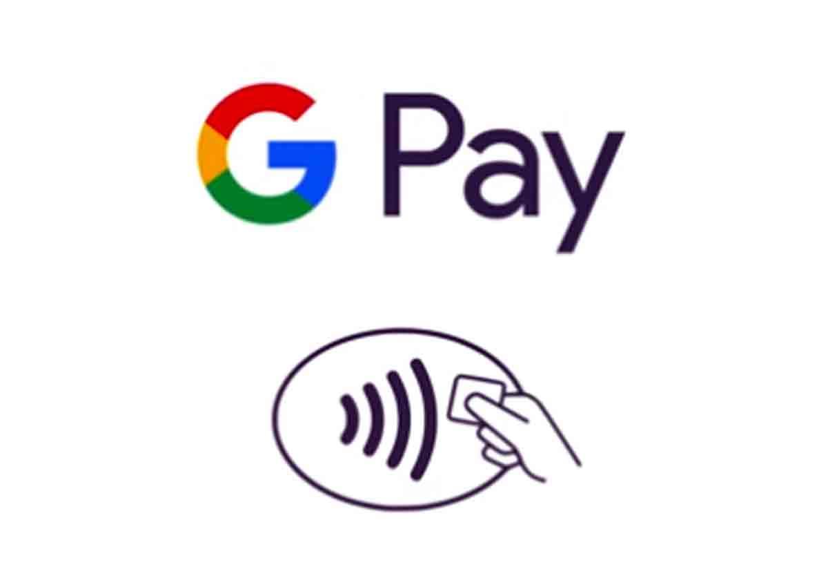Símbolo Google Pay