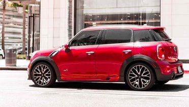 Los coches Mini son los más alquilados