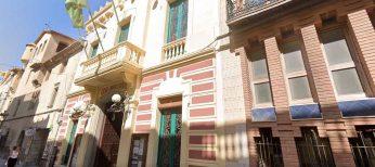 Casa Consistorial de Canet de Mar, en Barcelona