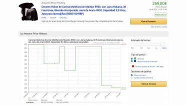 Cómo saber los precios más bajos de lo que quiero comprar en Amazon