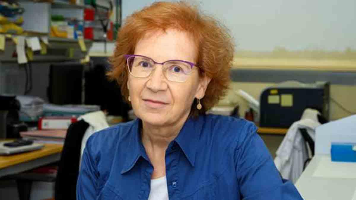 Margarita del Val viróloga e inmunóloga