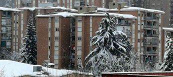 Cómo proteger tu casa ante ciclogénesis con fuertes nevadas