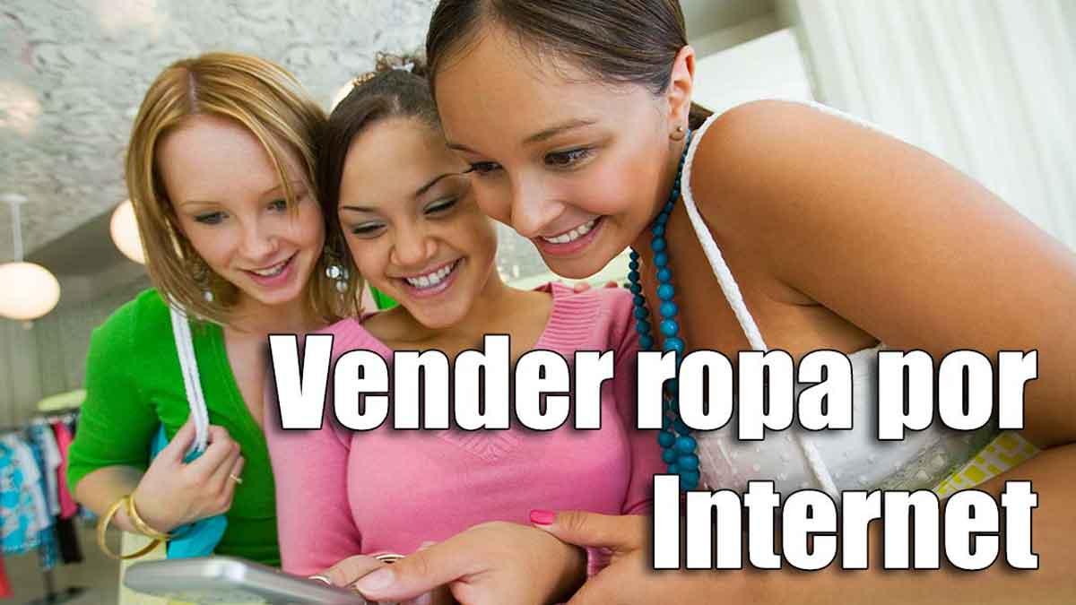 Cómo vender ropa por Internet