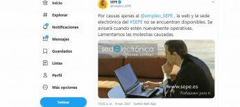 710 oficinas del SEPE cerradas por un ataque informático