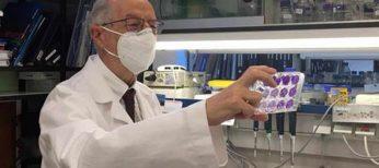 Luis Enjuanes, virólogo del CSIC