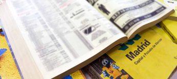 Las Páginas Amarillas en papel desaparecen después de publicarse durante más de 50 años