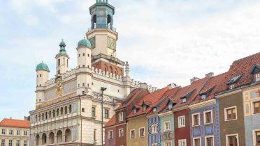 Poznan, la ciudad polaca donde se guardan obras de Hitler