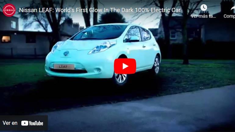 Video sobre el Nissan Leaf
