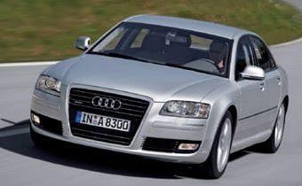 El nuevo Audi A8 culmina el año del centenario